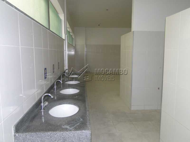 Vestiários - Galpão 2436m² para alugar Itatiba,SP - R$ 30.000 - FCGA00118 - 20
