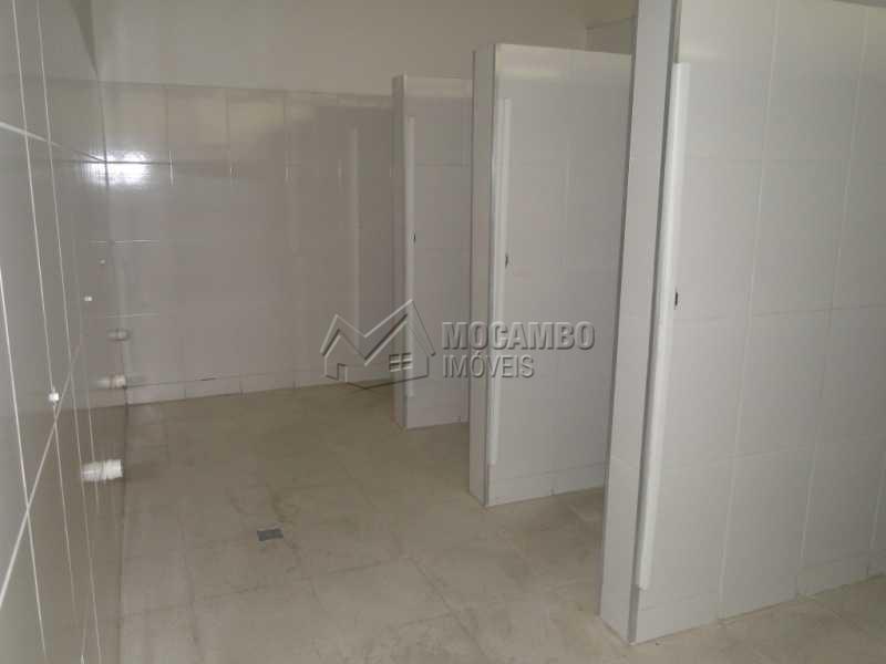 Vestiários - Galpão 2436m² para alugar Itatiba,SP - R$ 30.000 - FCGA00118 - 22