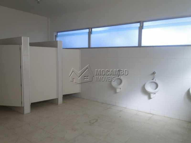 Vestiários - Galpão 2436m² para alugar Itatiba,SP - R$ 30.000 - FCGA00118 - 23