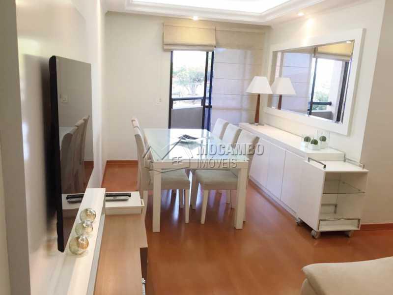Edifício Monet - Apartamento À Venda - Itatiba - SP - Jardim Tereza - FCAP30372 - 5
