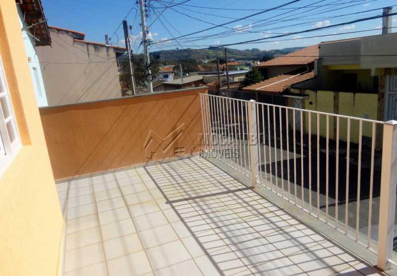 Varanda - Casa À Venda - Itatiba - SP - Bairro do Engenho - FCCA20772 - 10