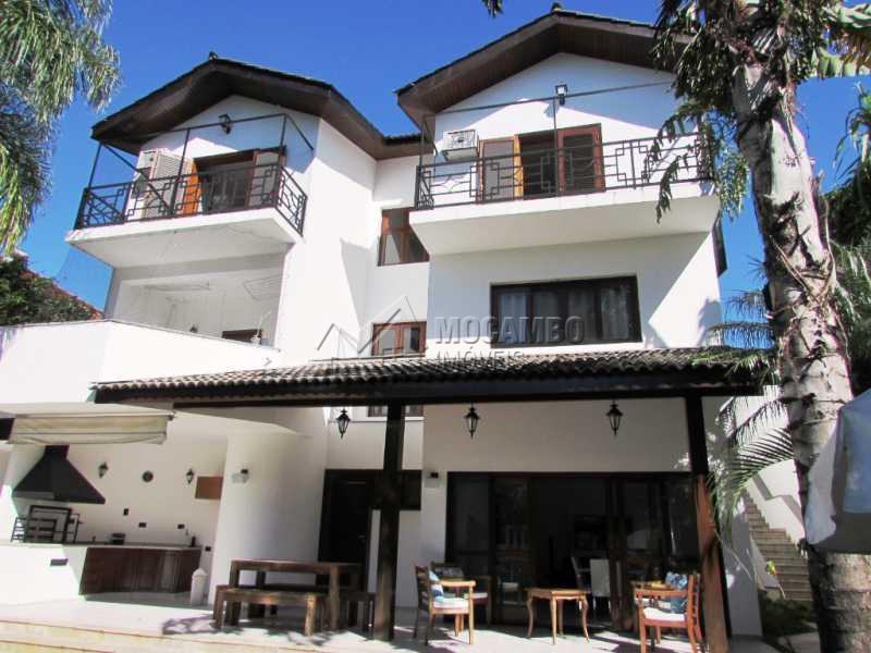 Fundos - Casa em Condomínio à venda Alameda Áustria,Barueri,SP - R$ 2.800.000 - FCCN40087 - 27