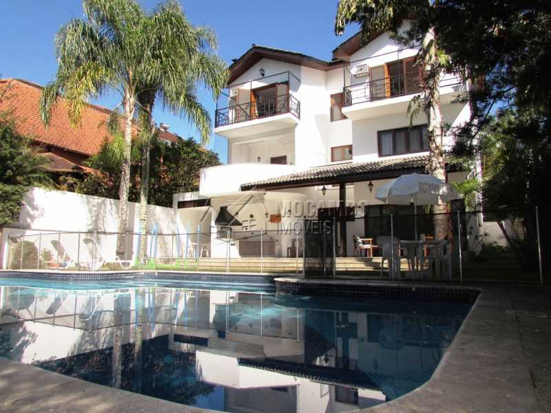 Piscina - Casa em Condomínio à venda Alameda Áustria,Barueri,SP - R$ 2.800.000 - FCCN40087 - 26