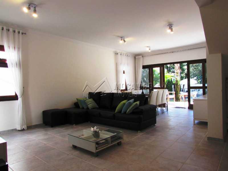 Salão Inferior - Casa em Condomínio à venda Alameda Áustria,Barueri,SP - R$ 2.800.000 - FCCN40087 - 23
