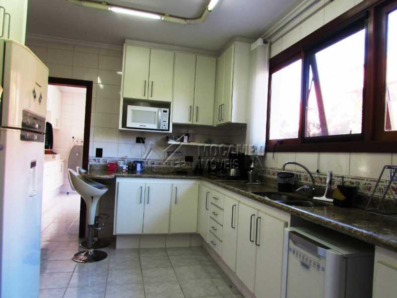 Cozinha - Casa em Condomínio à venda Alameda Áustria,Barueri,SP - R$ 2.800.000 - FCCN40087 - 9