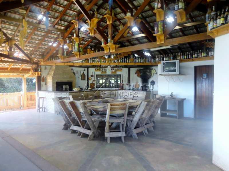 Salão de festas - Chácara 4000m² à venda Itatiba,SP - R$ 1.600.000 - FCCH20044 - 1