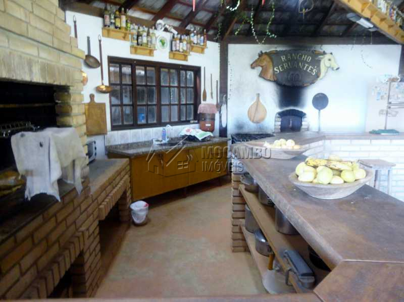 Salão de festas - Chácara 4000m² à venda Itatiba,SP - R$ 1.600.000 - FCCH20044 - 6