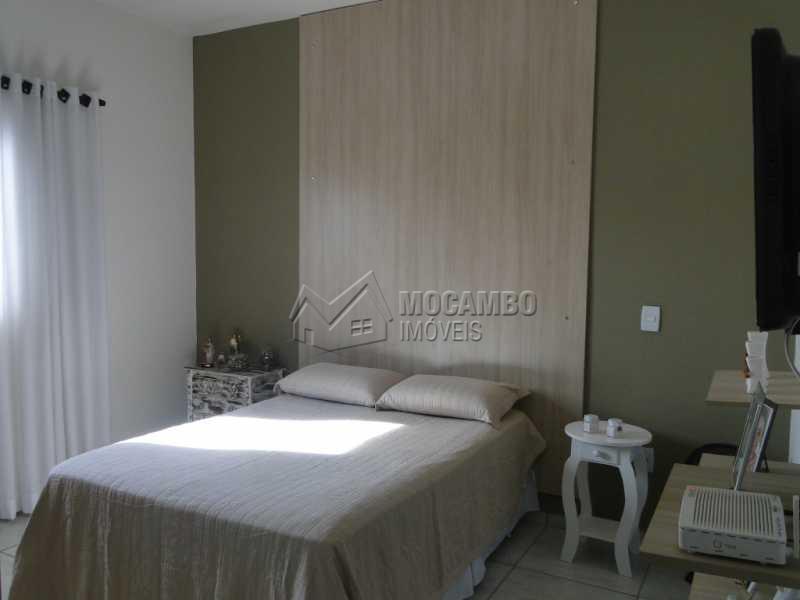Dormitório - Casa À Venda no Condomínio Bosque dos Pires - Sítio da Moenda - Itatiba - SP - FCCN30263 - 7