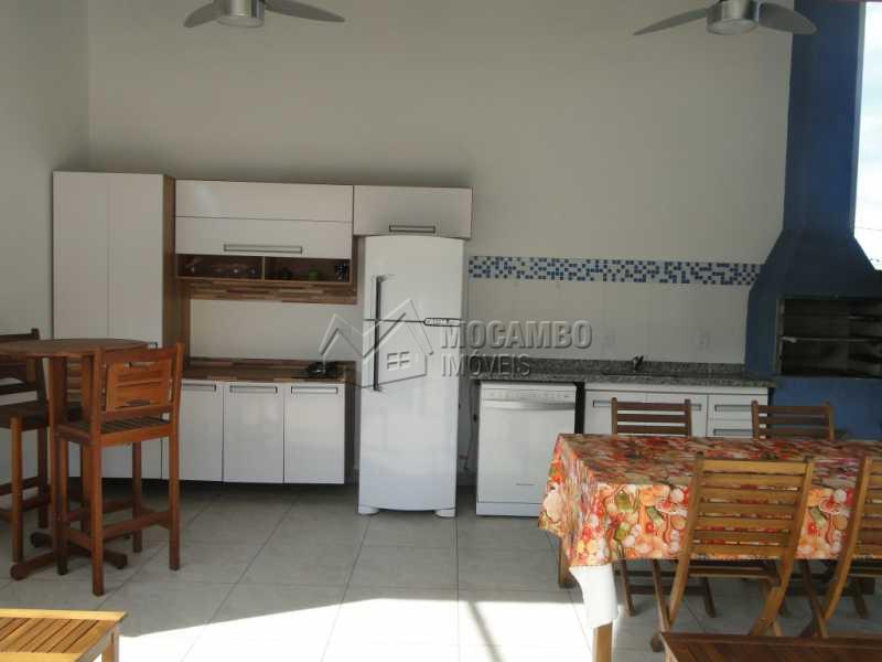 Churrasqueira - Casa À Venda no Condomínio Bosque dos Pires - Sítio da Moenda - Itatiba - SP - FCCN30263 - 10