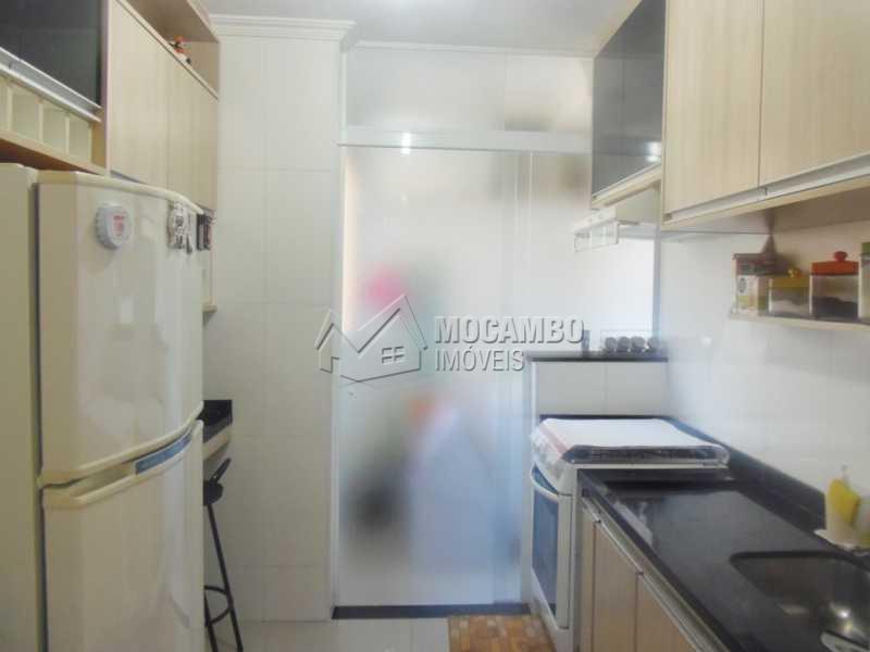Cozinha Planejada - Apartamento À Venda - Itatiba - SP - Loteamento Rei de Ouro - FCAP20542 - 5