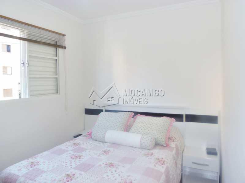 Dormitório - Apartamento À Venda - Itatiba - SP - Loteamento Rei de Ouro - FCAP20542 - 7