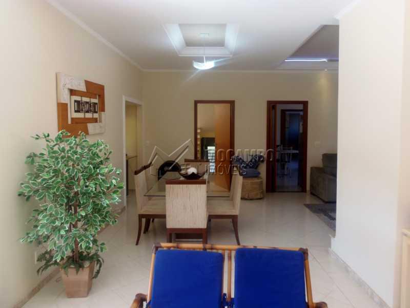 Sala - Casa em Condomínio 3 Quartos À Venda Itatiba,SP - R$ 1.300.000 - FCCN30267 - 5