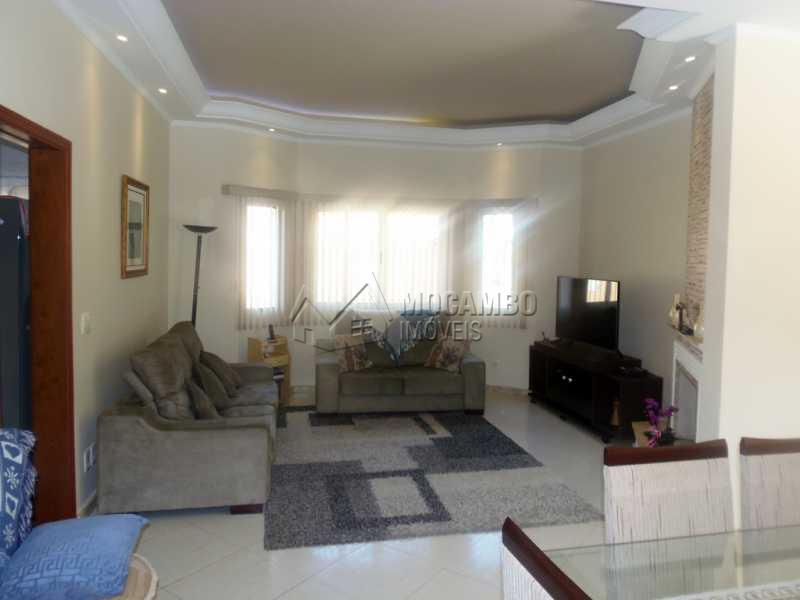 Sala de Tv - Casa em Condomínio 3 Quartos À Venda Itatiba,SP - R$ 1.300.000 - FCCN30267 - 7