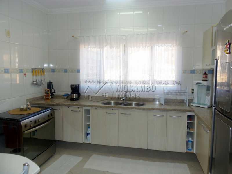 Cozinha Planejada - Casa em Condomínio 3 Quartos À Venda Itatiba,SP - R$ 1.300.000 - FCCN30267 - 11