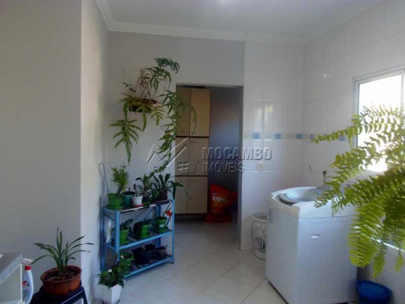 Lavanderia - Casa em Condomínio 3 Quartos À Venda Itatiba,SP - R$ 1.300.000 - FCCN30267 - 12