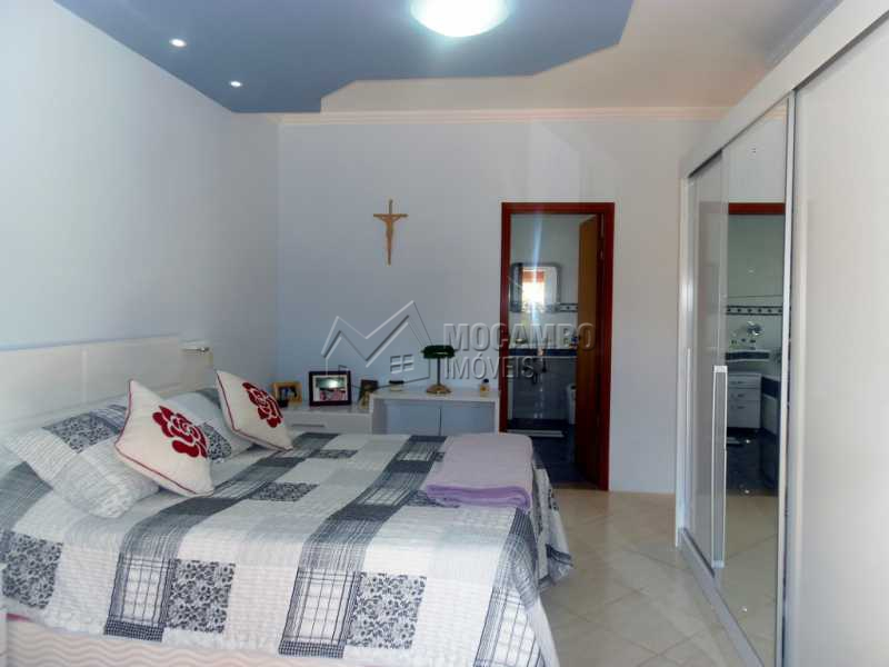 Suíte - Casa À Venda no Condomínio Ville Chamonix - Jardim Nossa Senhora das Graças - Itatiba - SP - FCCN30267 - 19