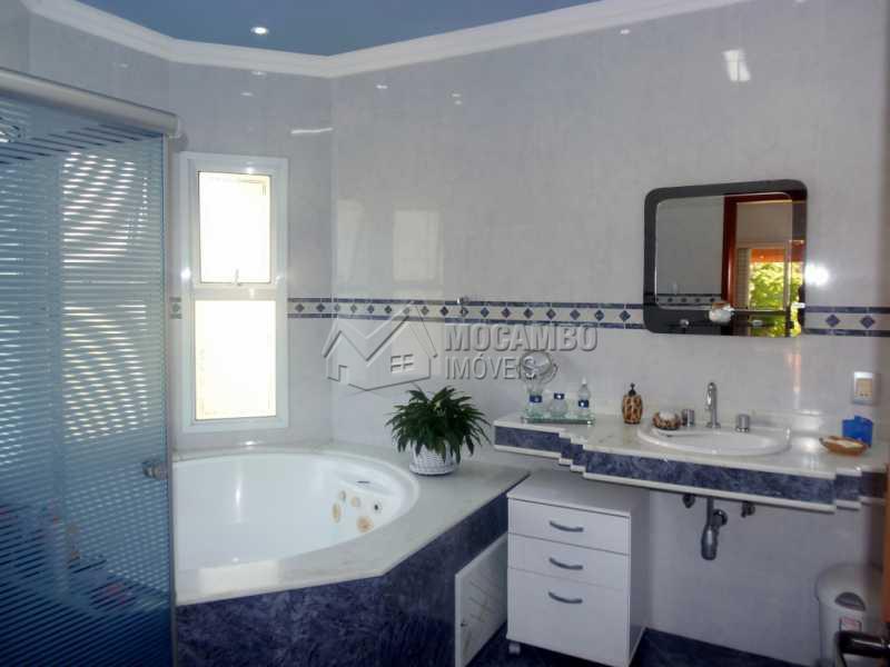 Suíte Master - Casa em Condomínio 3 Quartos À Venda Itatiba,SP - R$ 1.300.000 - FCCN30267 - 20
