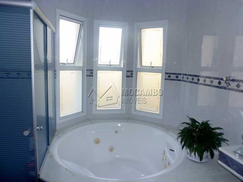 Suíte Master - Casa em Condominio À Venda - Itatiba - SP - Condomínio Ville Chamonix - FCCN30267 - 21