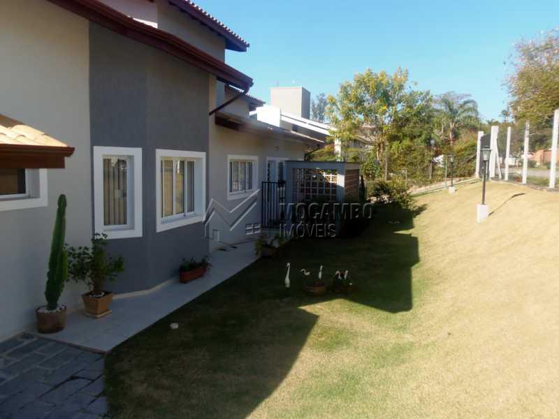Frente - Casa em Condomínio 3 Quartos À Venda Itatiba,SP - R$ 1.300.000 - FCCN30267 - 26