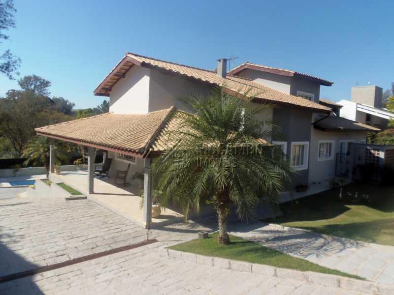 Chamonix - Casa À Venda no Condomínio Ville Chamonix - Jardim Nossa Senhora das Graças - Itatiba - SP - FCCN30267 - 3