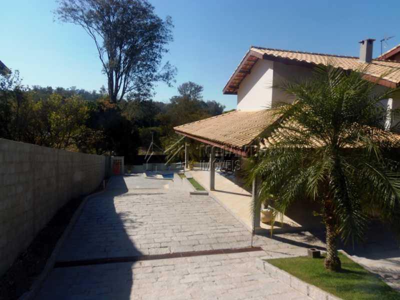 Acesso para Garagem Coberta - Casa em Condomínio 3 Quartos À Venda Itatiba,SP - R$ 1.300.000 - FCCN30267 - 27