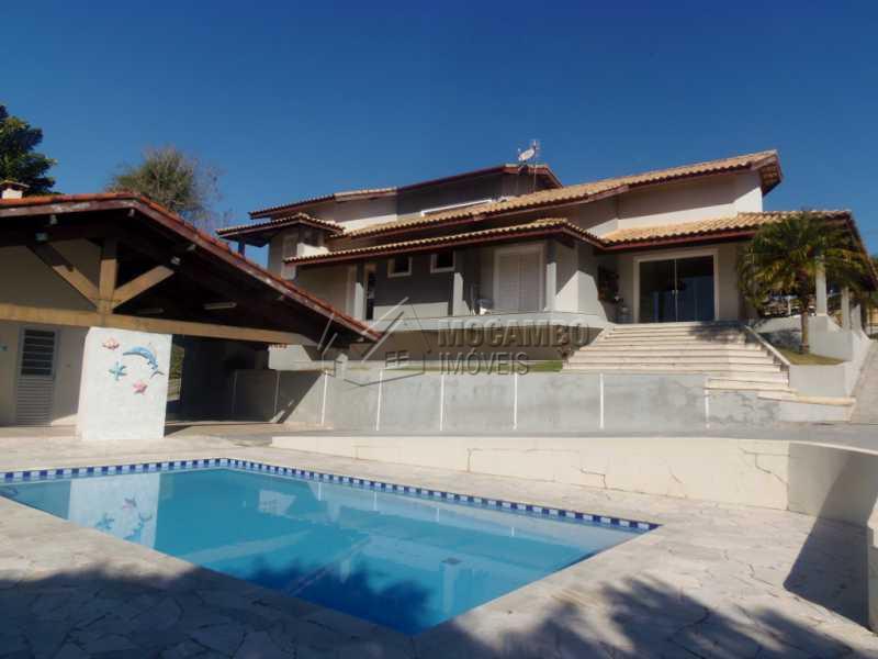 Piscina - Casa em Condomínio 3 Quartos À Venda Itatiba,SP - R$ 1.300.000 - FCCN30267 - 1