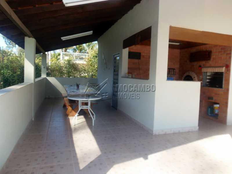 Área Gourmet  - Casa em Condomínio 3 quartos à venda Itatiba,SP - R$ 1.300.000 - FCCN30267 - 29