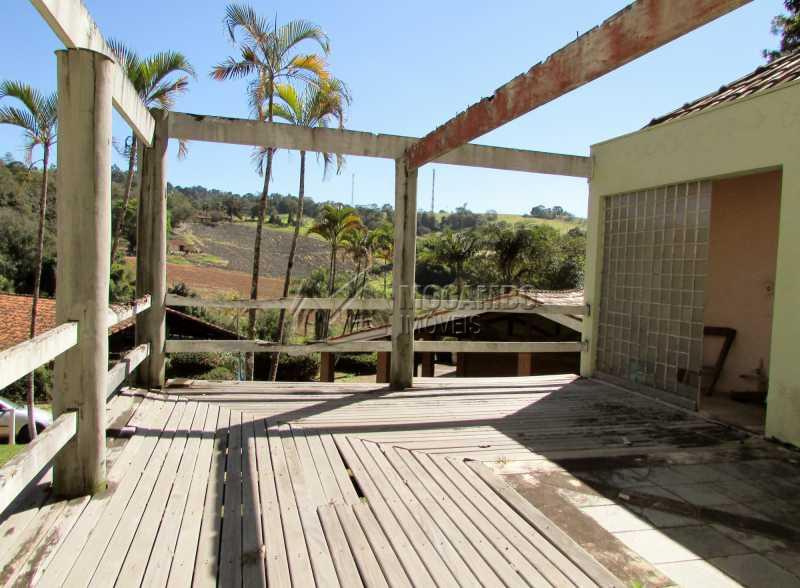 Deck - Chácara 4869m² à venda Itatiba,SP - R$ 2.200.000 - FCCH20047 - 4