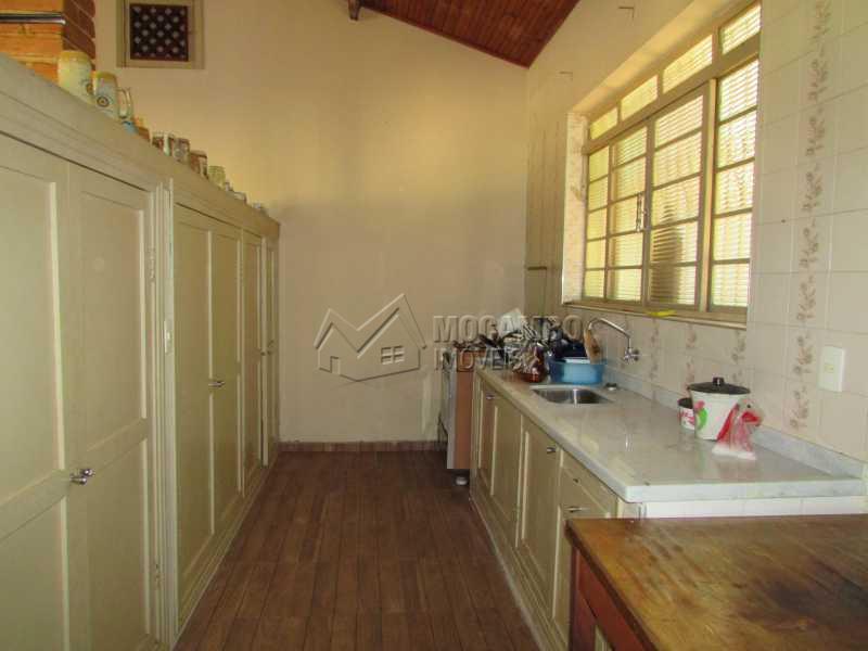 Cozinha - Chácara 4869m² à venda Itatiba,SP - R$ 2.200.000 - FCCH20047 - 8