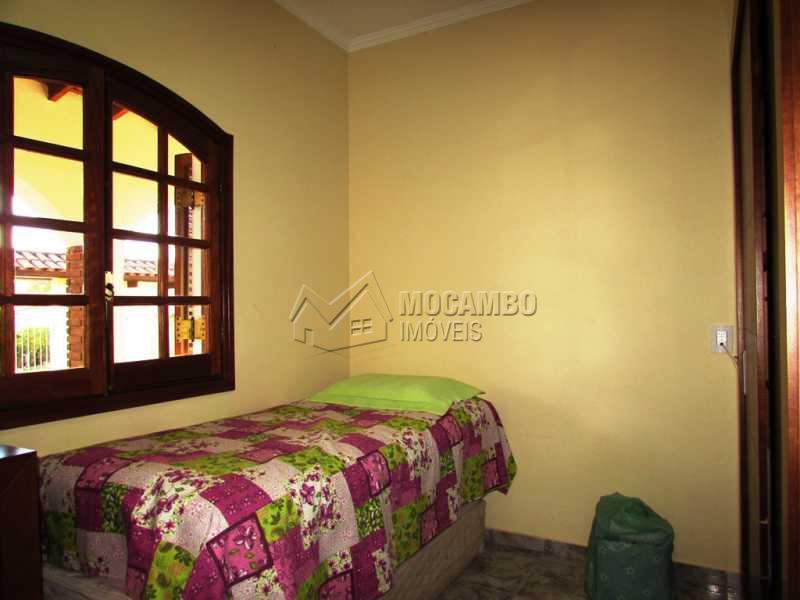 Dormitório - Casa em Condomínio 3 Quartos À Venda Itatiba,SP - R$ 700.000 - FCCN30270 - 6