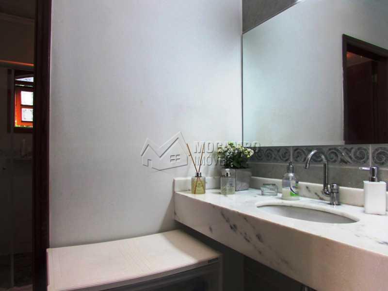 Lavatório - Casa em Condominio Rodovia Romildo Prado,Itatiba,Bairro Itapema,SP À Venda,3 Quartos,240m² - FCCN30270 - 7