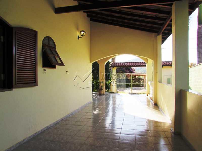 Varanda - Casa em Condomínio 3 Quartos À Venda Itatiba,SP - R$ 700.000 - FCCN30270 - 13