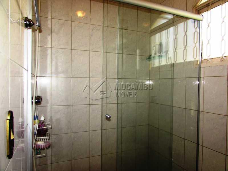 Banheiro area gourmet - Casa em Condominio Rodovia Romildo Prado,Itatiba,Bairro Itapema,SP À Venda,3 Quartos,240m² - FCCN30270 - 22
