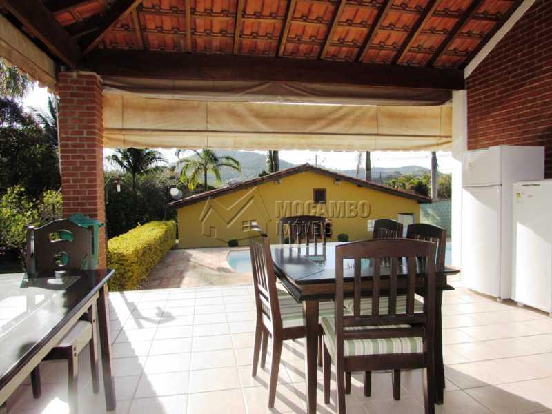 Area gourmet - Casa em Condomínio 3 Quartos À Venda Itatiba,SP - R$ 700.000 - FCCN30270 - 23