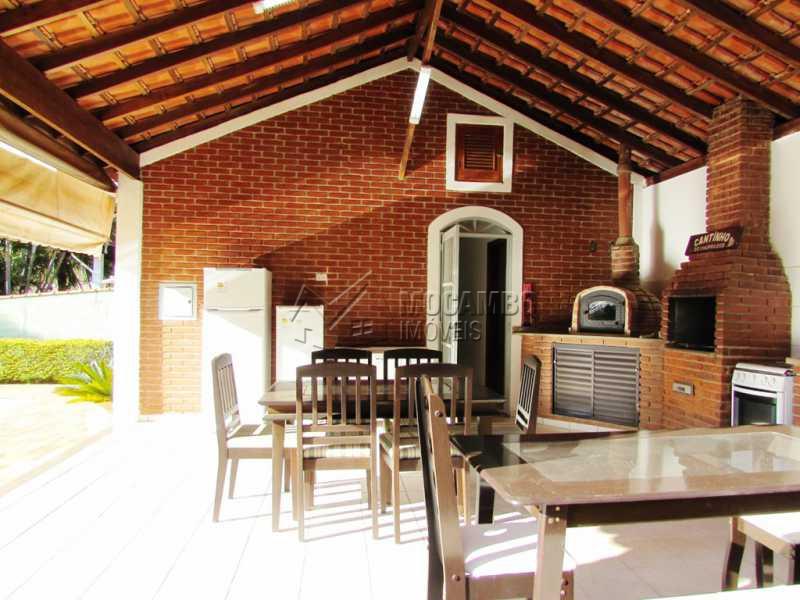Salão festas - Casa em Condomínio 3 Quartos À Venda Itatiba,SP - R$ 700.000 - FCCN30270 - 24