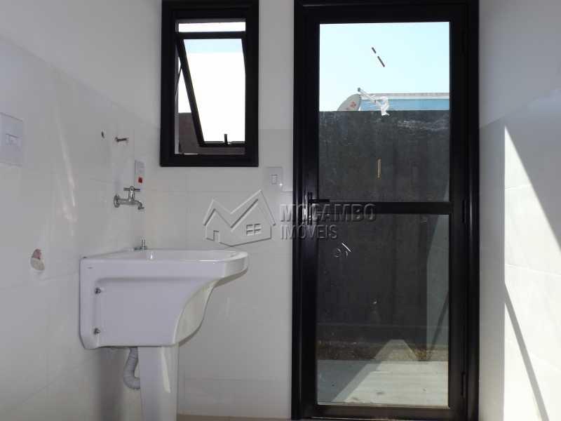 Lavanderia - Casa em Condominio À Venda - Itatiba - SP - Residencial Fazenda Serrinha - FCCN30271 - 18