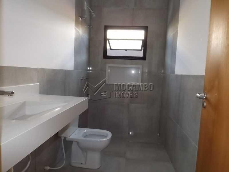 Banheiro Social - Casa em Condominio À Venda - Itatiba - SP - Residencial Fazenda Serrinha - FCCN30271 - 8