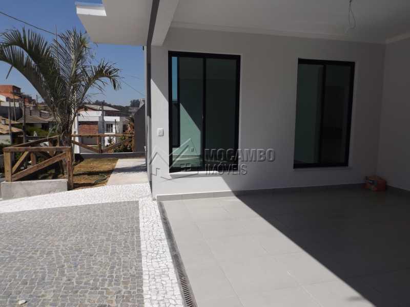 Garagem - Casa em Condominio À Venda - Itatiba - SP - Residencial Fazenda Serrinha - FCCN30271 - 3