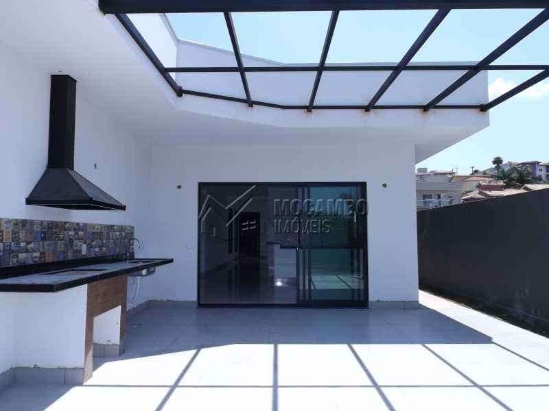 Àrea Gourmet - Casa em Condominio À Venda - Itatiba - SP - Residencial Fazenda Serrinha - FCCN30271 - 16