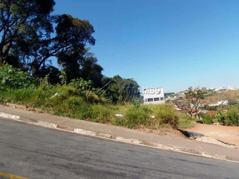 Terreno Jd. Virgínia - Terreno 145m² à venda Itatiba,SP - R$ 91.000 - FCUF00914 - 3