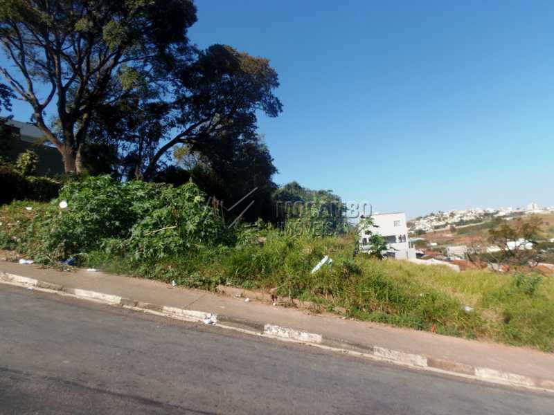 Terreno Jd. Virgínia - Terreno 145m² à venda Itatiba,SP - R$ 91.000 - FCUF00914 - 4