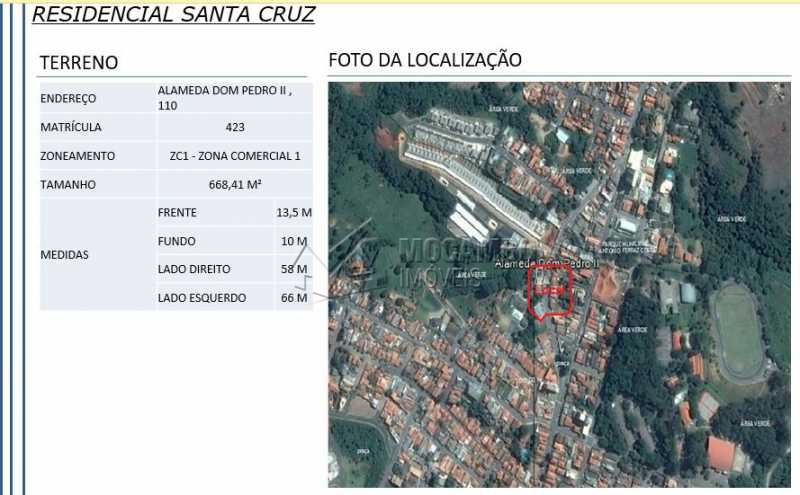 Terreno  - Terreno 668m² à venda Itatiba,SP - R$ 550.000 - FCMF00074 - 5