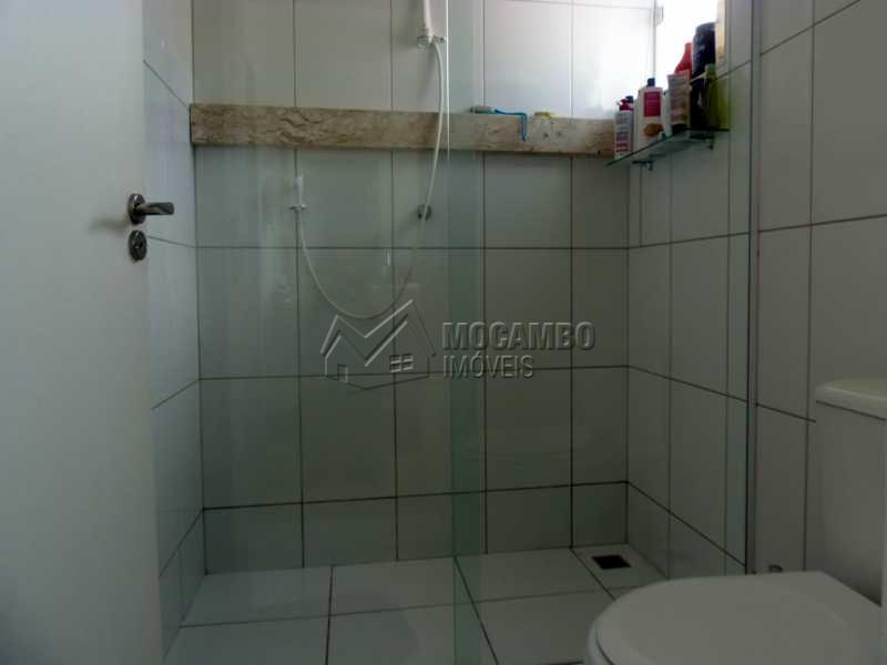Banheiro Suíte - Casa em Condominio À Venda - Itatiba - SP - Residencial Fazenda Serrinha - FCCN30276 - 17