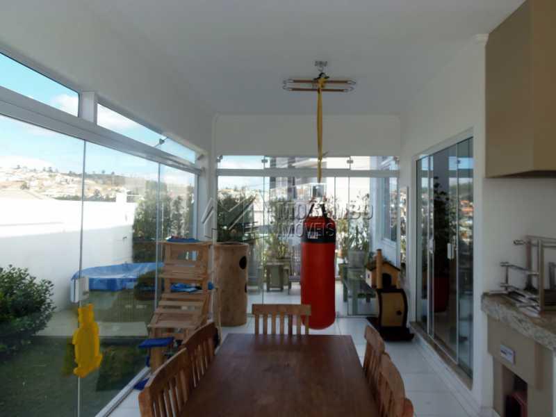Área Gourmet - Casa em Condominio À Venda - Itatiba - SP - Residencial Fazenda Serrinha - FCCN30276 - 30