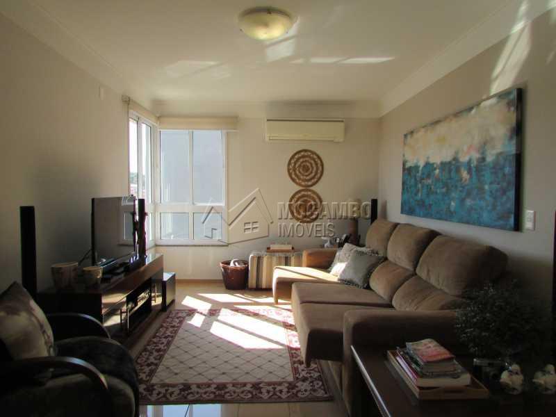 Sala de Tv - Casa 3 quartos à venda Itatiba,SP - R$ 800.000 - FCCA30939 - 4