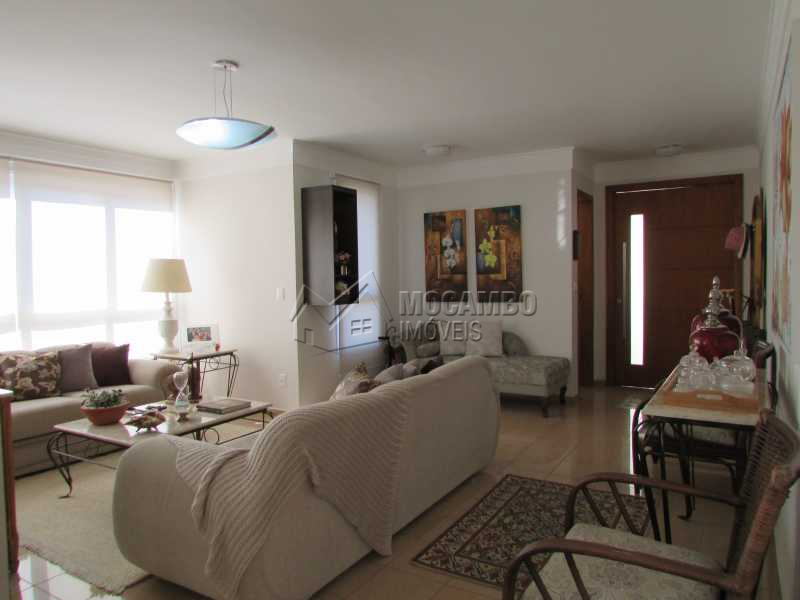 Sala de Estar - Casa 3 quartos à venda Itatiba,SP - R$ 800.000 - FCCA30939 - 1