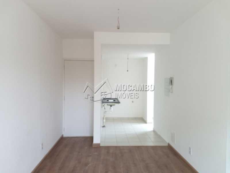 Sala - Apartamento 2 Quartos À Venda Itatiba,SP - R$ 200.000 - FCAP20562 - 1