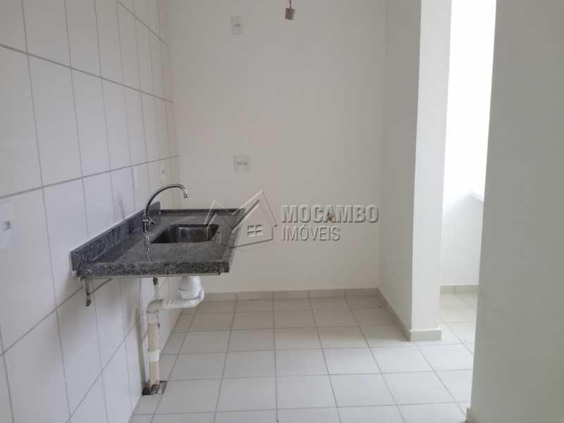 Cozinha - Apartamento 2 Quartos À Venda Itatiba,SP - R$ 200.000 - FCAP20562 - 4