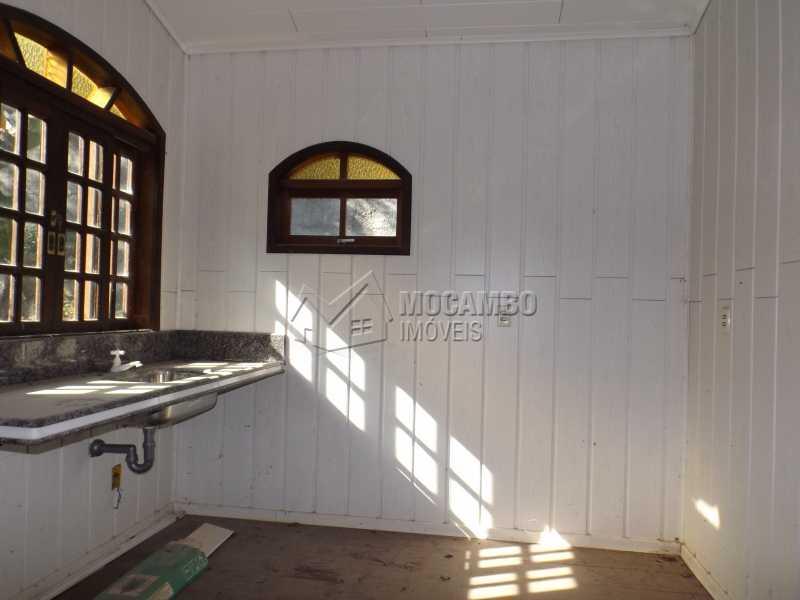 Cozinha - Terreno À Venda - Itatiba - SP - Sítio da Moenda - FCUF00929 - 14