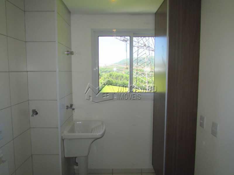 Área de Serviço  - Apartamento 2 quartos à venda Itatiba,SP - R$ 229.900 - FCAP20568 - 10